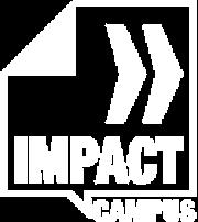 2018 Logo Impact Campus Blanc